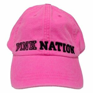 Victoria Secret - Pink Nation Baseball Cap
